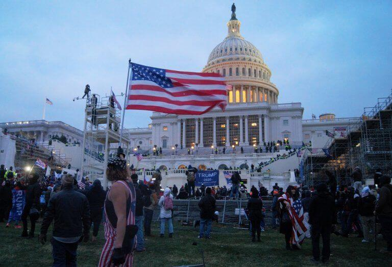 Storming of the US Capitol